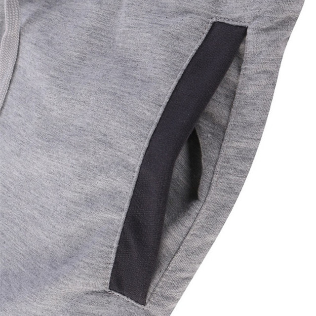 Plus Size Summer Casual Bodybuilding Shorts Joggers For Men