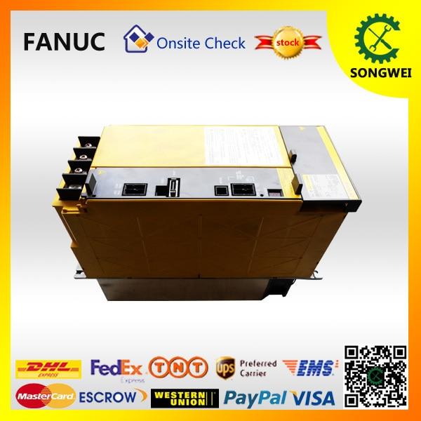 FANUC A06B-6140-H030 servo drive amplifier CNC machine Control amp warranty 3 months