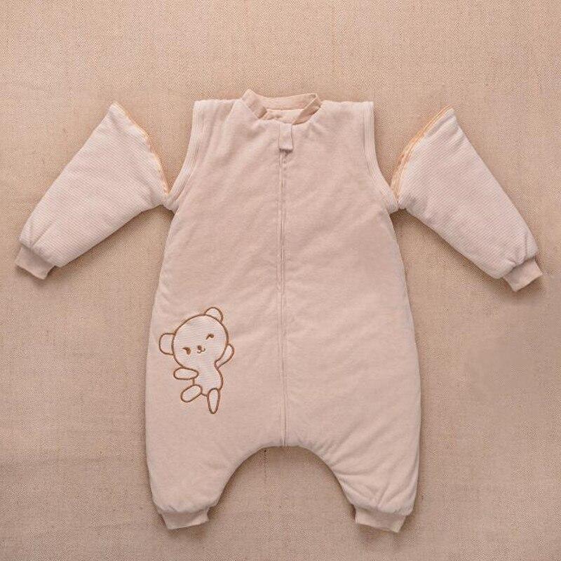 0-2 Years Infants Kids Cartoon Baby Sleeping Bag Newborn Cotton Spring Autumn Winter Baby Sleep Sack Warm Children Blanket