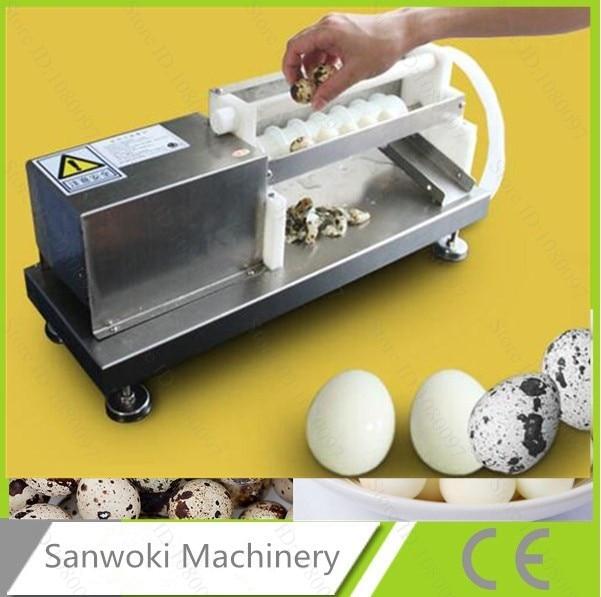 Quail Egg Peeler Household electric Egg Shell Remove Machine Huller Machine