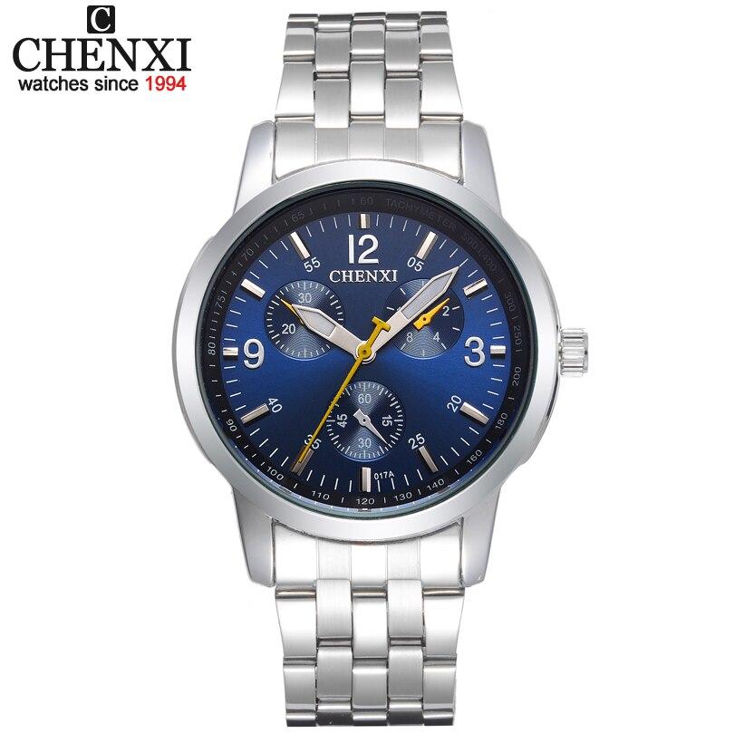 new Chenxi watches men luxury brand Casual watch men full steel wristwatches fashion Relojo quartz стоимость