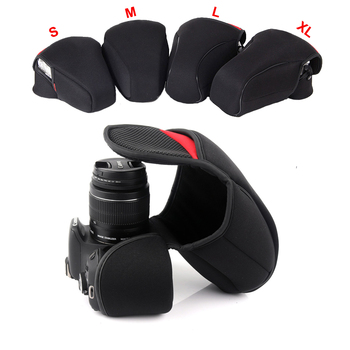 Внутренний мягкий чехол для камеры DSLR для Canon 200D 800D 1200D 600D 750D 700D 100D 1300D 80D 760D 1500D 550D 1100D 650D 7DMII 5D3 6D