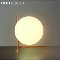 USA Design Moon Table Lamp