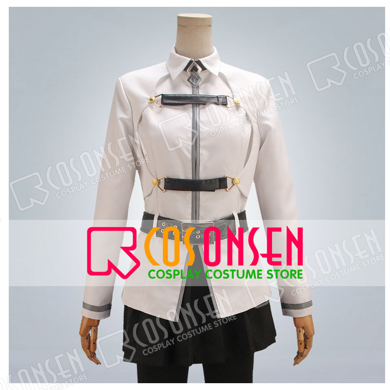 Fate Grand Order FGO Female Protagonist heroine Gudako Cosplay Costume COSPLAYONSEN Full Set All Size