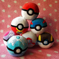 "Pokemon 5"" Plush Great Ball,Cartoon plush toy gift."