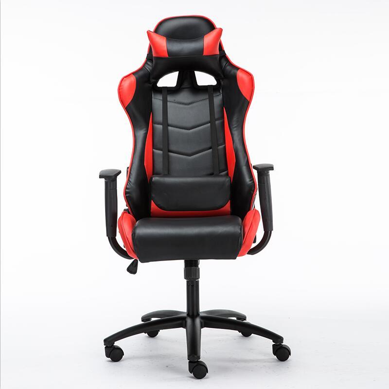 Amiable High Quality Gaming Reclining Computer Chair Ergonomic Swivel Cadeira Bureaustoel Ergonomisch Lying Lifting Adjustable Wcg Lol Luxuriant In Design