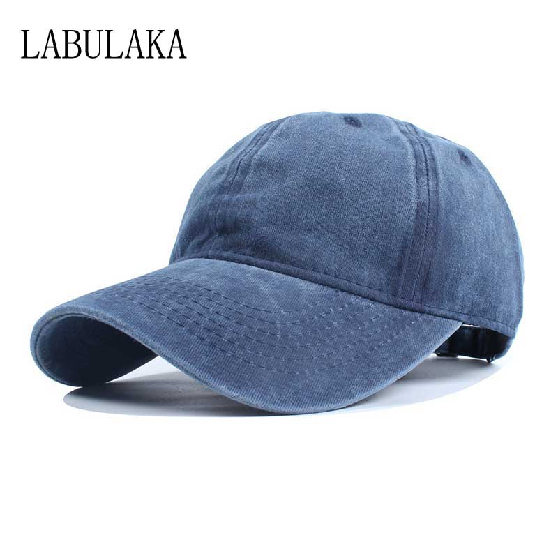 Dad Cap Outdoor Snapback Trucker Hat Denim Cap Men Adjustable Baseball Caps Trendy Women Hip Hop Hats Casual Washed Dad Caps flat baseball cap fitted snapback hats for women summer mesh hip hop caps men brand quick dry dad hat bone trucker gorras