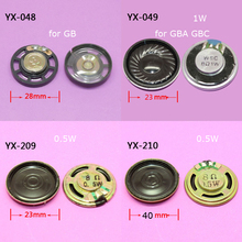 4 model 23mm 40mm For GAME BOY COLOR GAME BOY ADVANCE SPEAKER for GB GBC GBA