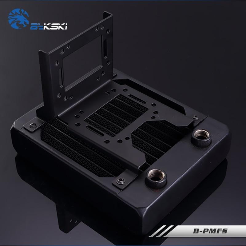 Bykski Multi-function Bracket / Radiator Bracket / Water Pump Bracket / Water Tank Bracket Black Computer Accessories Fitting