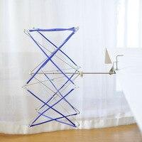 Umbrella Yarn Swift Hand Operated Knitting Winder Tools Wool String Ball Winder Holder Machine Metal Hank
