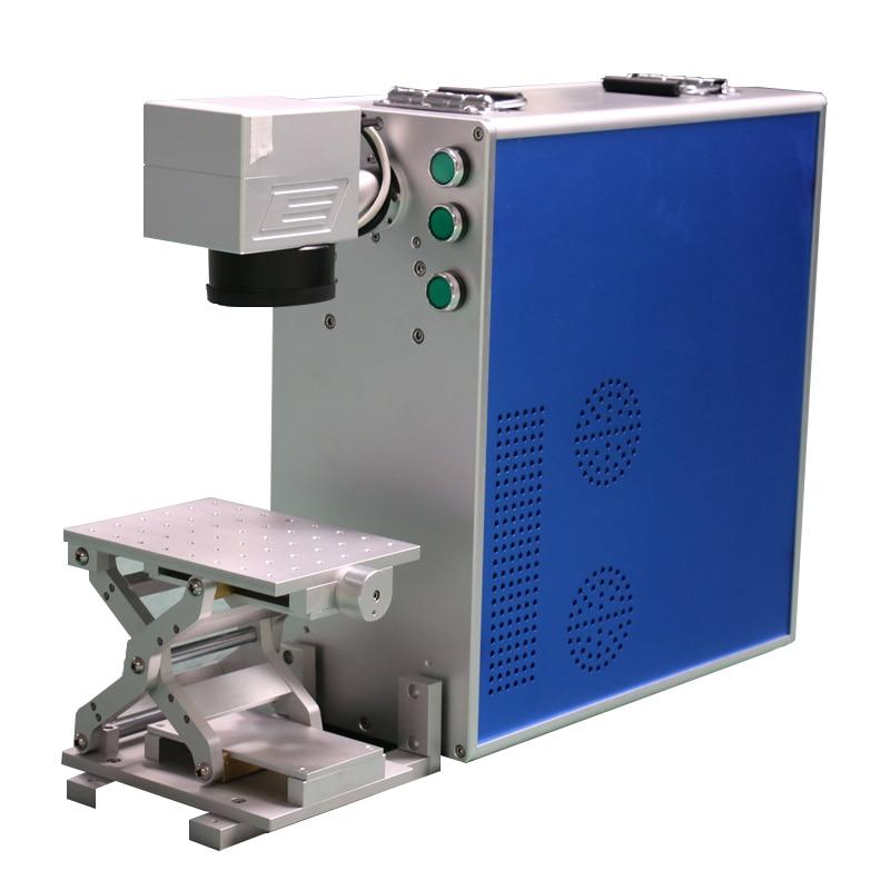 20w 30w 50w pipeline bearing fiber laser marking machine/ machine portable fiber/