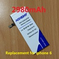 2980mAh Mobile Phone Battery Replacement For Apple iPhone 6 4.7'' for iphone 6 4.7 inch