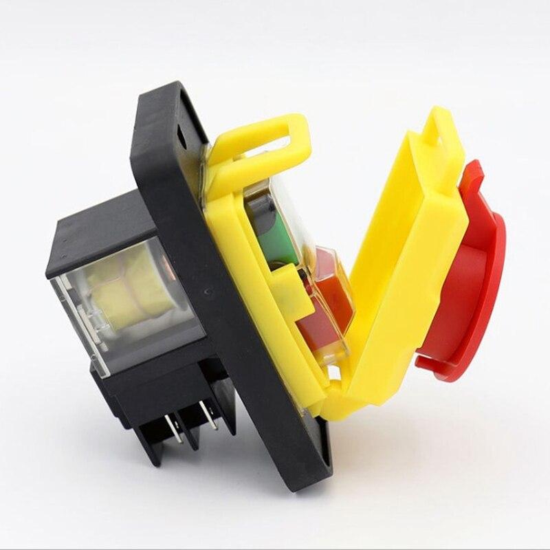 Новинка; Лидер продаж Kjd12 Управление двигатель под Напряжение и защиты от перегрузки Функция аварийной остановки Водонепроницаемый
