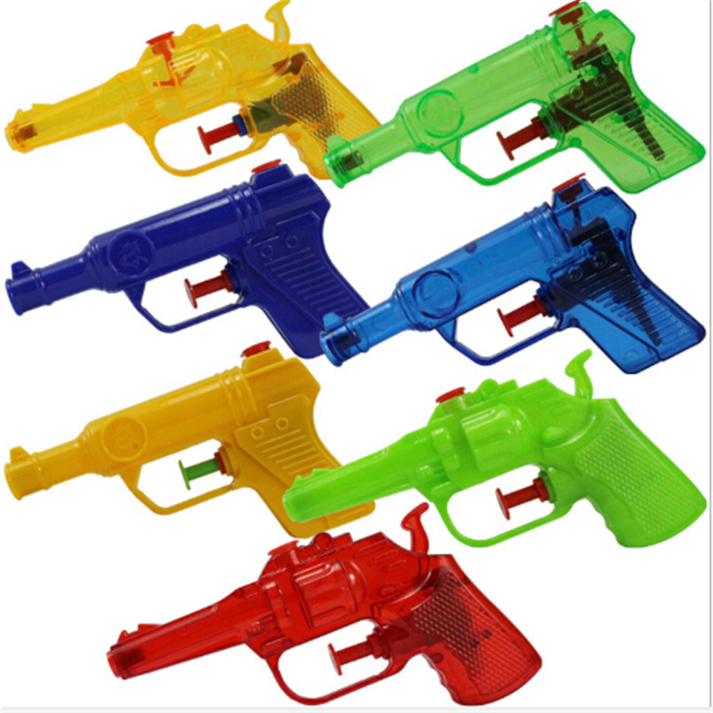 1Pcs Mini Water Squirt Toy Children Beach Water Gun Pistol Toys Summer Outdoor Toys Good Gift For Kids Children