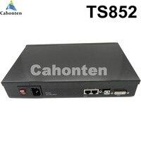 Linsn TS851 Full Color LED Display Sending Box External Sending Card LED Screen Data Sender Controller