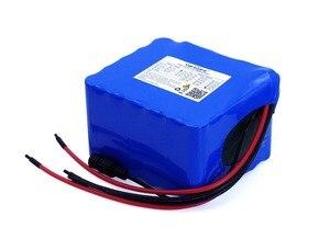 Image 2 - VariCore 12V 20Ah high power 100A entladung akku BMS schutz 4 linie ausgang 500W 800W 18650 batterie + 12,6 V 3A Ladegerät