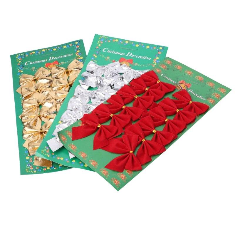 Wonderful Diy Ribbon Beads Christmas Tree: Aliexpress.com : Buy 12Pcs/Set Mini Christmas Tree Ribbon