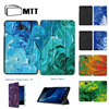 MTT New Fashion Print PU Leather Stand Case For Samsung Galaxy Tab A 10 1 2016