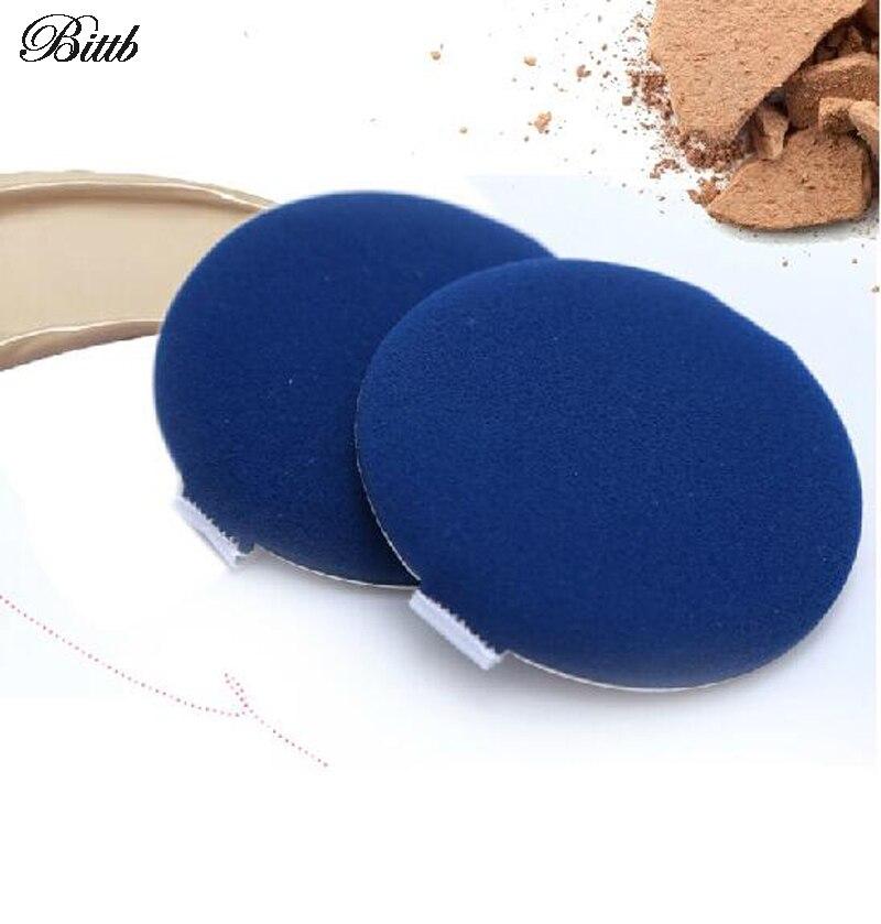 Bittb 4Pcs Cream Powder Puff Makeup Sponge Foundation Make Up Powder Cosmetic Puffs Maquiagem Tools Women Beauty Essentials