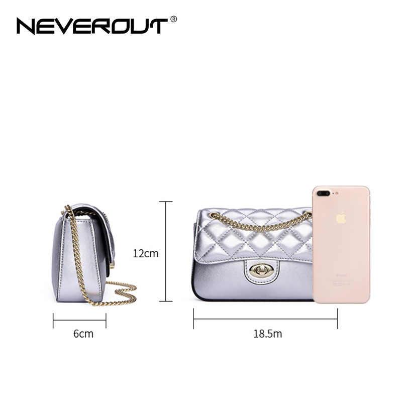 NEVEROUT Kids маленькие стеганые сумки-мессенджеры кожаные Наплечные мини сумки сумка для мобильного телефона шоппинг косметичка Сумка через плечо для девочек
