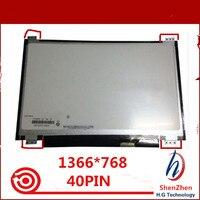 Original N133BGE L41 Rev.C3 For ASUS S300CA laptop led lcd screen 12 screw holes 13.3 inch 1366*768