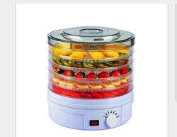 Maszyna do suszenia owoców 5 warstw suszarka do żywności akcesoria kuchenne pokrętło sterowania maszyna do suszenia mięsa warzyw