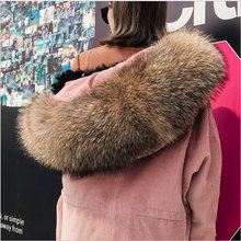 Korean Style Winter New Women's Parkas Real Lamb Detachable Lining Large Raccoon Fur Jacket Corduroy Coat Loose Oversize Outwear