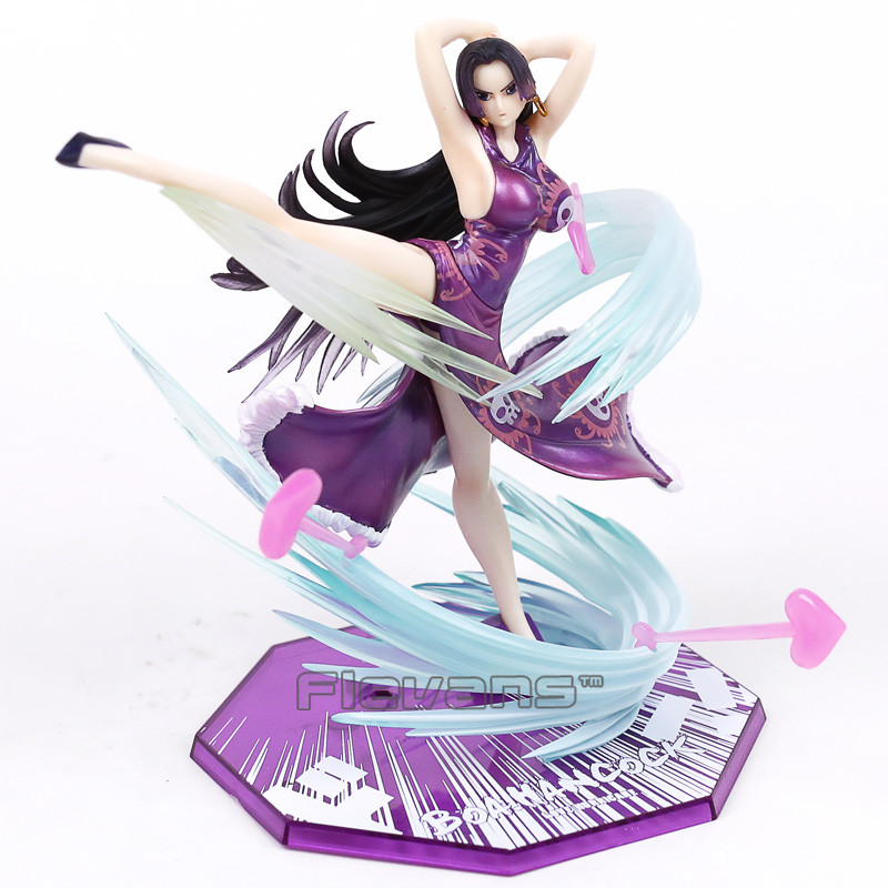 Anime One Piece Boa Hancock Love Hurricane ver. PVC Figure Collectible  Model Toy 16cm|one piece figuarts zero|figuarts zeromodel toy - AliExpress