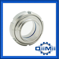 51 SS304 SMS Union Sanitary Union Santary Pipe Fitting