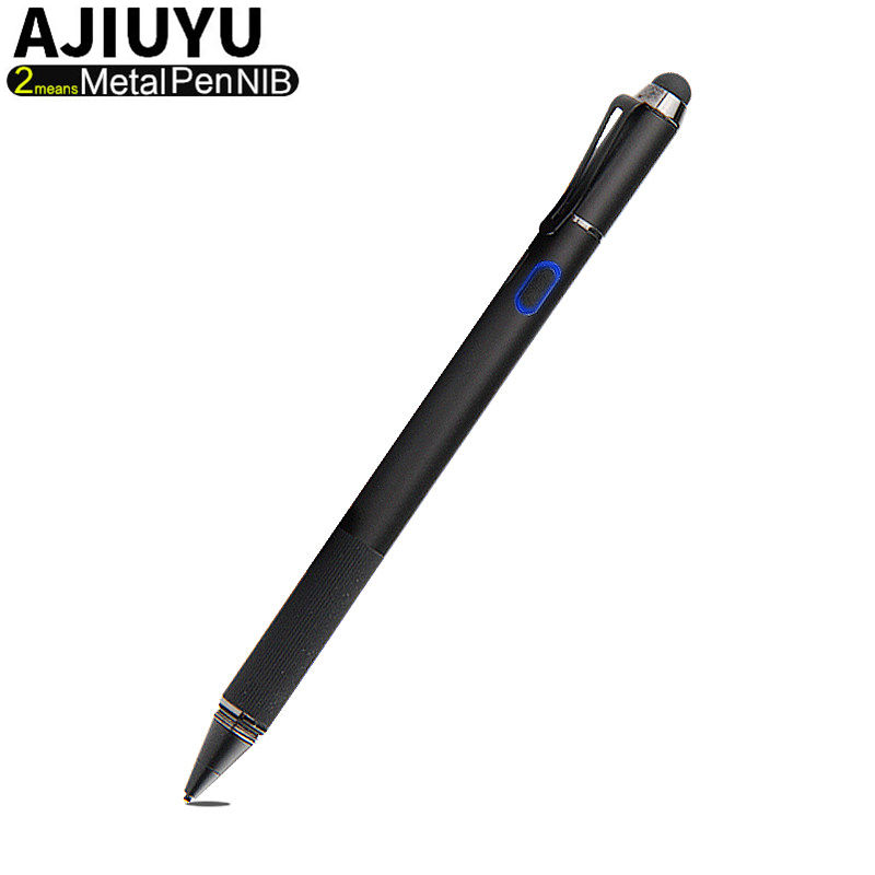 Active Stylus Pen Touch Screen Pen For Apple iPad 9.7 inch New 2017 Air 2 1 Air2 3 Tablet Capacitive Pencil Case High precision аксессуар защитное стекло для lg k10 2017 m250 svekla full screen black zs svlgm250 fsbl