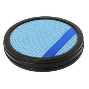 2 шт. пылесос Замена бытовой пылесос аксессуары Запчасти моющийся Hepa фильтр для Philips
