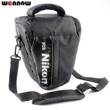 Wennew custodia per fotocamera DSLR per Nikon P1000 D5600 D5500 D5300 D7500 D7200 D810 D850 D3500 D3400 D750 D90 D80 D3200 D3300 P900S