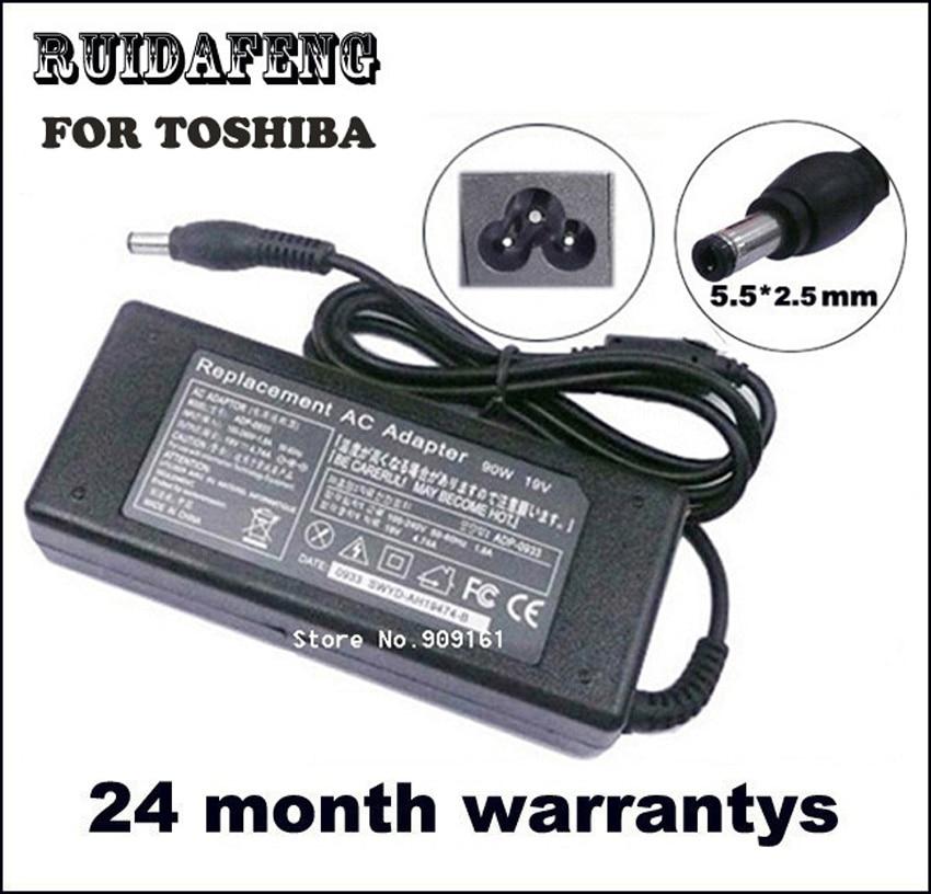 19V 4.74A UNTUK Toshiba PA-1900-24 Satelit A300 M305 L305 L300D - Aksesori komputer riba
