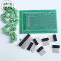 pins not weld version double-side PCB Prototype Screw Terminal Block Shield Board Kit MEGA-2560 R3 Mega 2560  Mega2560  bte16-06