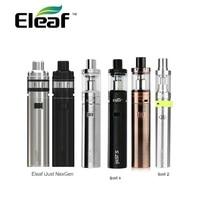 Hot Original Eleaf IJust S Kit 3000mah Battery Vs iJust NexGen Kit Vs IJust 2 2600mAh Kit E Cigarette Vape Pen Kit Vs Ego Aio