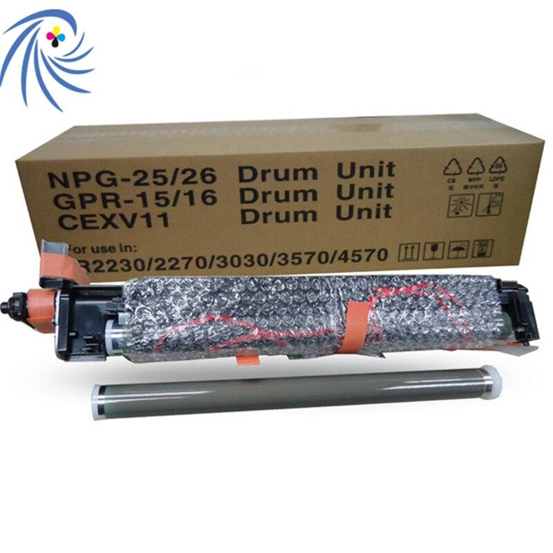 3570 Drum unit NPG 25/26 GPR 15/16 CEXV11 compatible for Canon IR2230 2270 3030 4570 3045 3225 3530 imaging unit