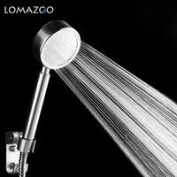 LOMAZOO высокое давление спа струйный душ фильтр с функцией экономии воды под высоким давлением душевая головка ручной душ