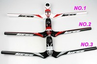 New NESS Full Carbon Fiber Bike Parts Integral Straight Length Can Be Truncated
