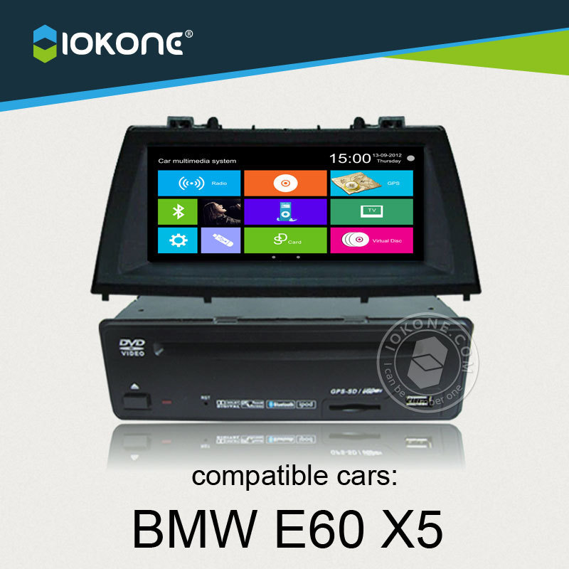 IOKONE font b Car b font Video font b DVD b font CD Stereo Player For