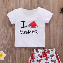 toddler girl summer clothes baby girls clothing thanksgiving 2019 cartoon pullover children christmas outfit fashion sets