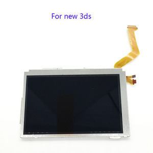 Image 3 - الأصلي الجديد لاستبدال New3DS شاشة LCD عرض لنينتندو جديد 3DS شاشة LCD العلوي
