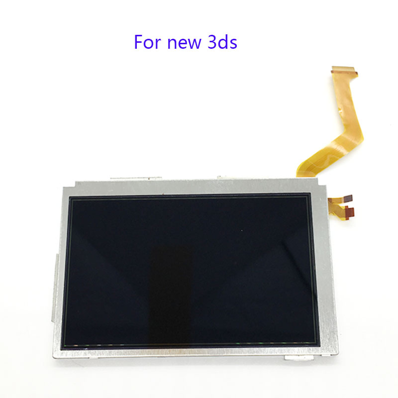 Image 3 - original new Replacement For New3DS LCD Screen Display For Nintendo NEW 3DS Upper LCD Screen3ds upper screenlcd 3dsnintendo 3ds lcd -