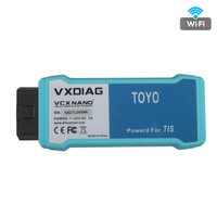 VXDIAG VCX NANO for TOYOTA TIS Techstream V10.30.029 Compatible with SAE J2534 WIFI Version