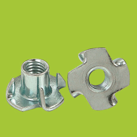 zinc plated/nickle plated furniture fitting m5 tee nut (N1712)
