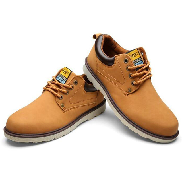 Waterproof Autumn Man Shoes