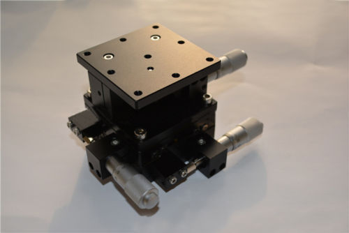 Details about  /60*60mm XYR 3-Axis Trimming Platform Linear Stages Bearing Tuning Sliding Table