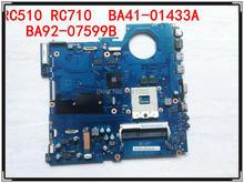 BA92-07599B für Samsung RC510 Laptop motherboard original mainboard HM55 GT315M BA41-01435A BA92-07599A Freies Verschiffen