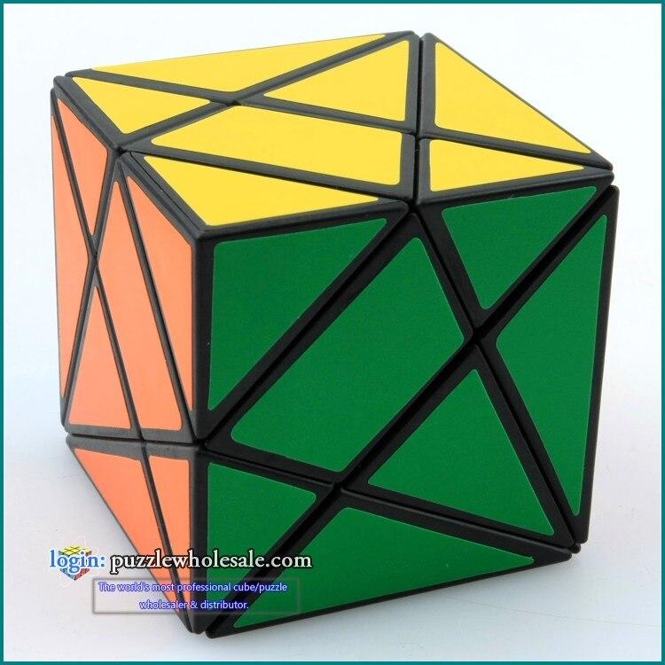 Diansheng Axis Magic Cube Puzzel Fluctuatie Hoek Vorm Modus Cube Speed Puzzel Cubes Educatief Speelgoed Speciaal Speelgoed Wereldwijd Elegant En Stevig Pakket