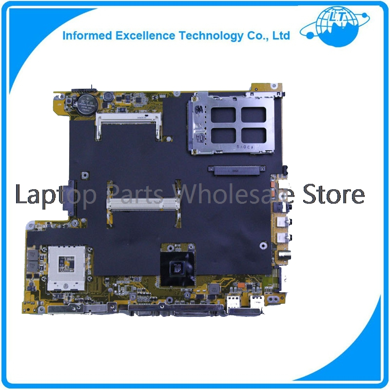 For ASUS A6VA Latop Motherboard Mainboard 100%tested work 90days warranty