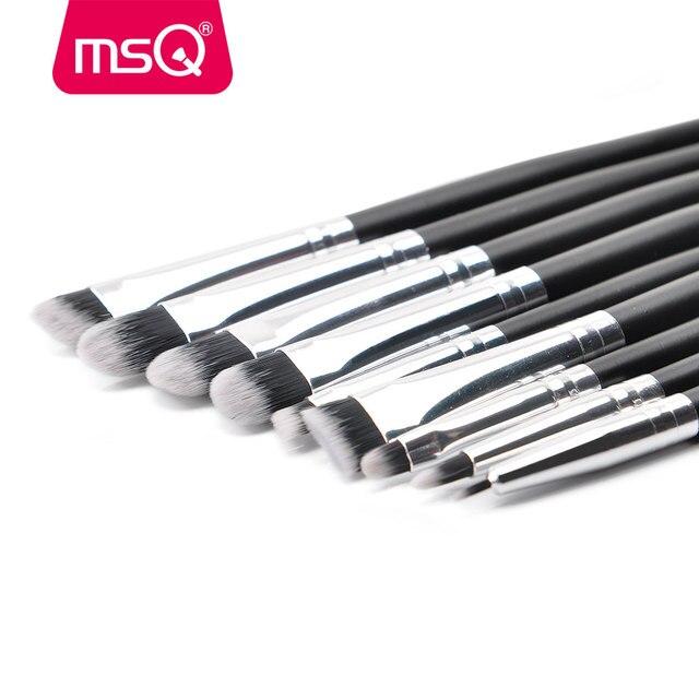 MSQ Professional 20Pcs/Sets Eye Shadow Foundation Eyebrow Lip Brush Makeup Brushes Cosmetic Tool Make Up Eye Brushes Set 5